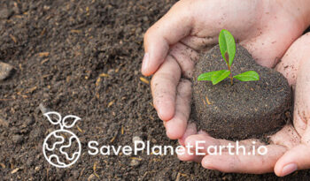 Save Planet Earth donated trees